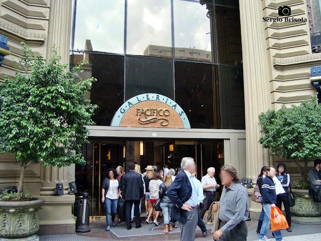 Galerias Pacifico (entrada) - Buenos Aires