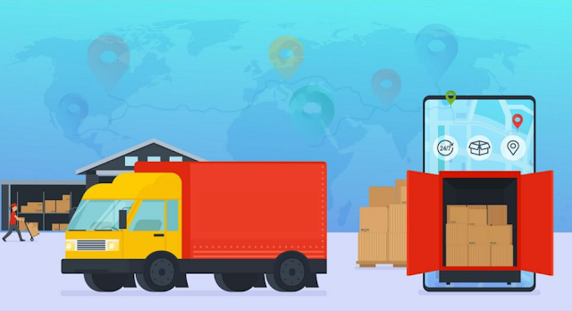 on-demand courier delivery app