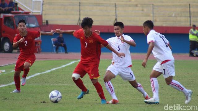 Piala AFF U-16, Myanmar Susul Indonesia ke Semifinal