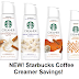 Save on NEW Starbucks Coffee Creamer at Tops Markets or Target