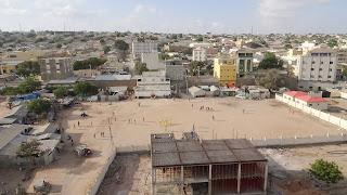 Somaliland has a soccer team