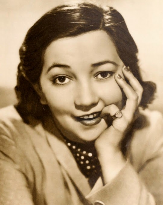 Klassiske Hollywood-skuespillerinder Patsy Kelly Lesbian Comedienne-6227