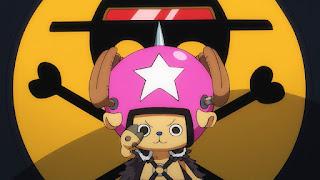 ワンピースアニメ ワノ国編 | チョッパー かわいい | ONE PIECE Tony Tony Chopper