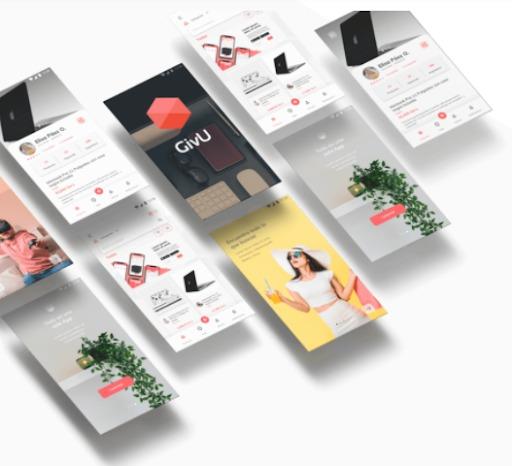 GiVu, el mejor  Social Marketplace donde compras lo que quieres pagando con lo que tienes