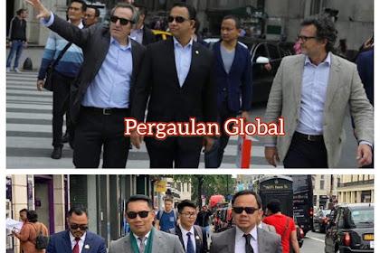 Duh, Beda Anies, Bima Arya dan Ridwan Kamil Saat di Luar Negeri, Bikin Geli!