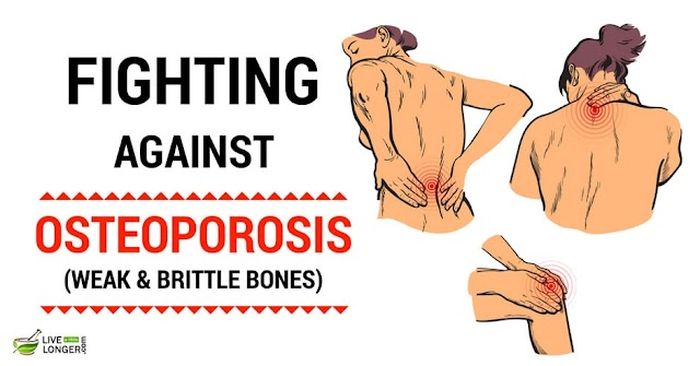#Health #TrueNews : Tips to prevent Osteoporosis the obscure enemy of women.