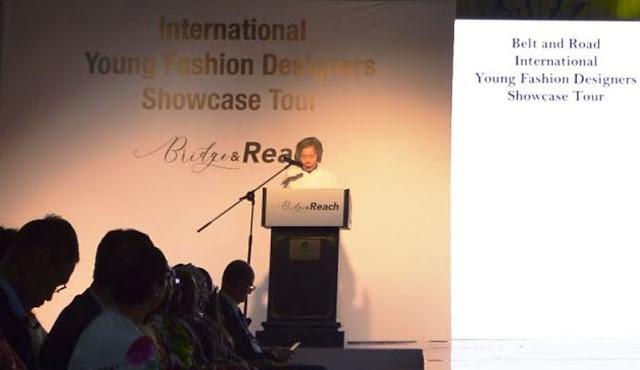 International Young Fashion Designers Showcase Tour In Tanzania