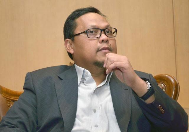 Wakil Ketua Komisi II DPR RI, Lukman Edy
