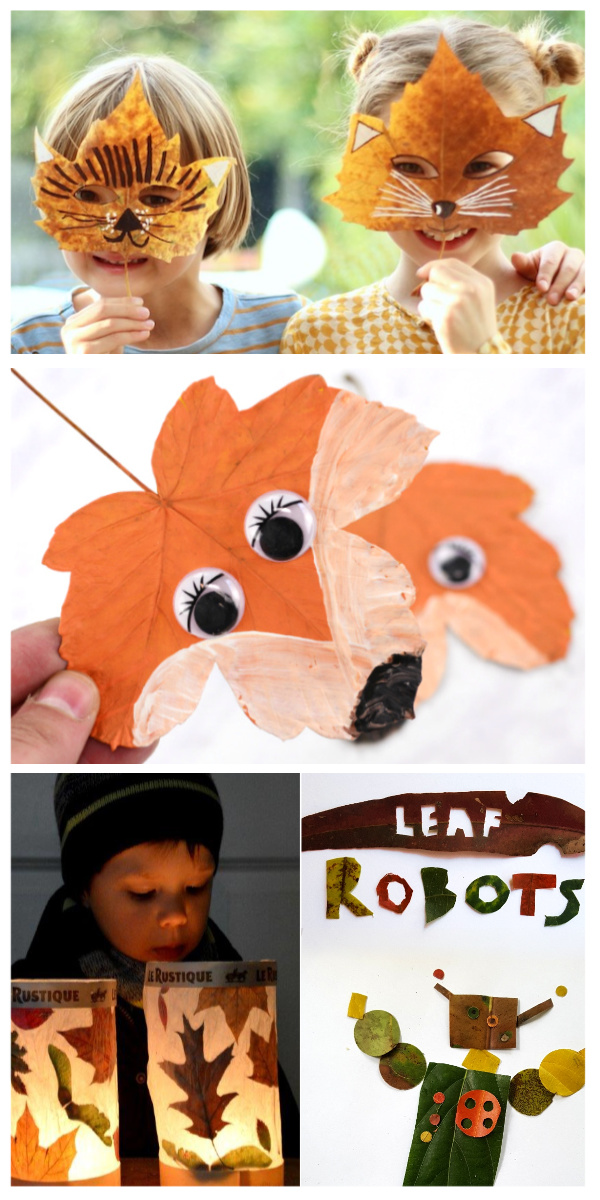 Fun & creative ways for kids to paint and create with leaves.  Fall leaf crafts for preschool and elementary. #leafart #leafpainting #leafprintart #leafpaintingforkids #leafpaintingdiy #leafcrafts #leafcraftsforkids #leafcraftspreschool #leafartprojectsforkids #leafprinting #fallcrafts #growingajeweledrose #activitiesforkids