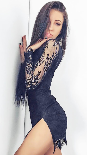 Liene Šapovalova. Perfect fashion.