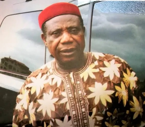 Breaking! Legendary Igbo High-Life Singer, Prince Morocco Maduka Is Dead