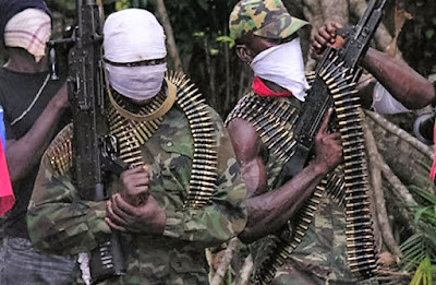 Niger Delta crisis Update