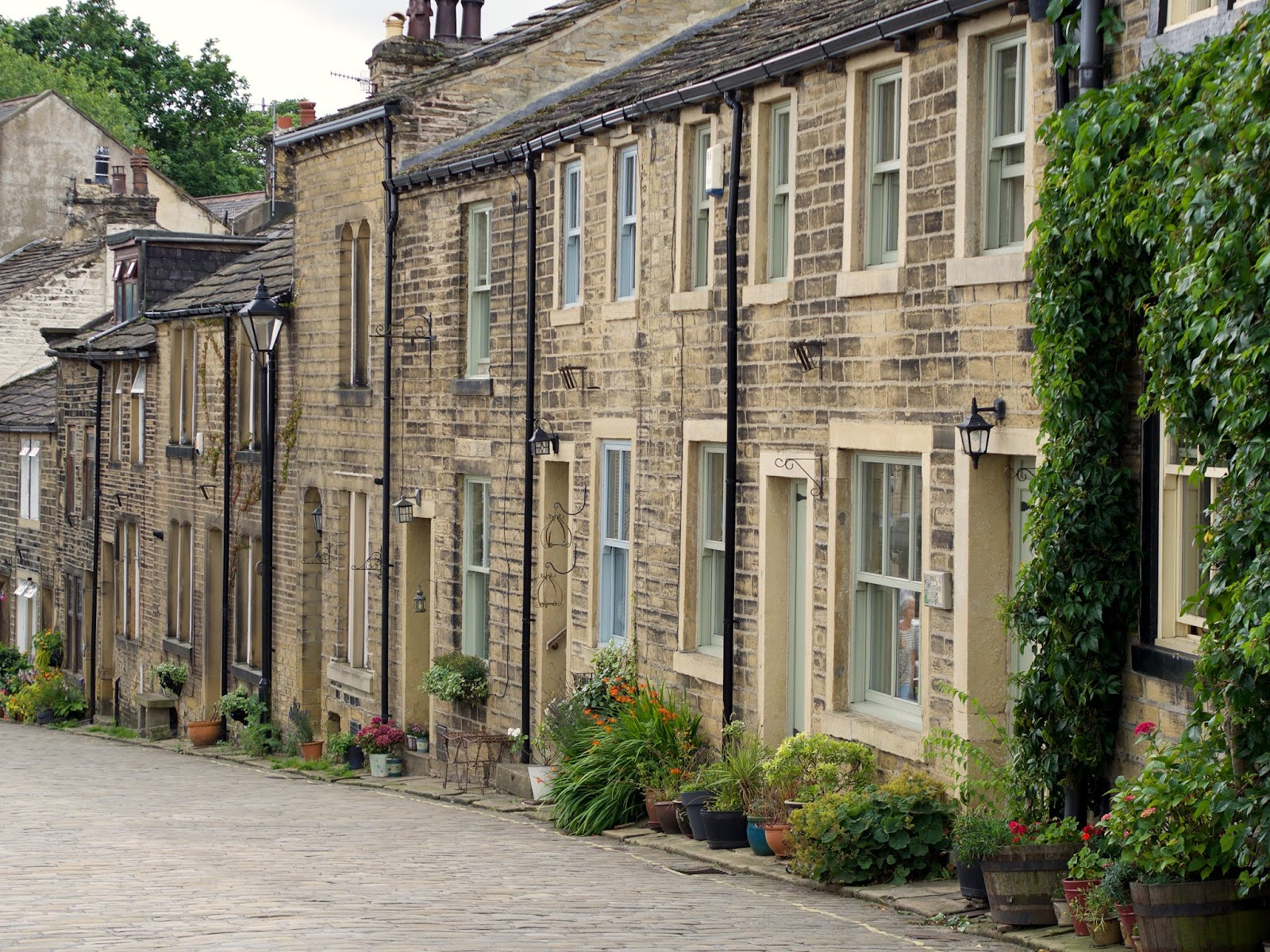 main street haworth