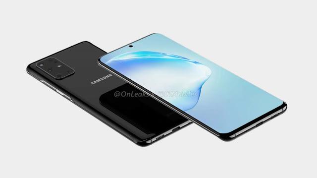 مواصفات هاتف سامسونج Galaxy S20