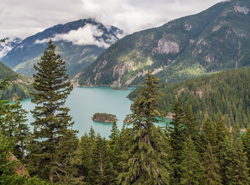 North Cascades National Park Washington State 5