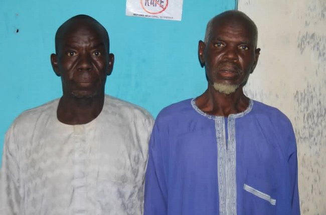 Police Arrests 63-Year-Old, 56-Year-Old Men For Alleged Raping 13-Year-Old Girl