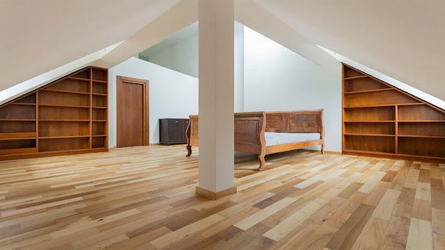 lantai kayu membuat rumah sehat