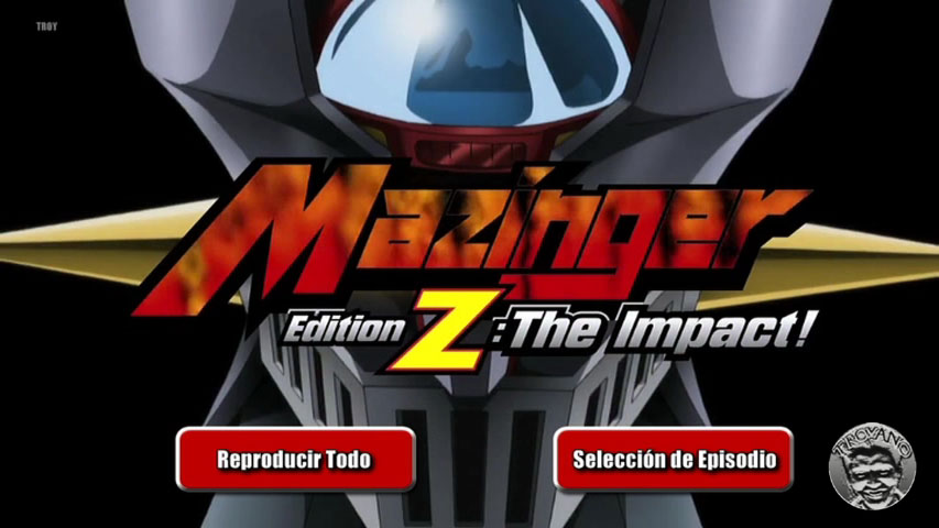 cap2B1 - Mazinger Edition Z: The Impact! (2009) [DVDC NTSC][5 DVDs][HDTV][Audio SOLO Latino]