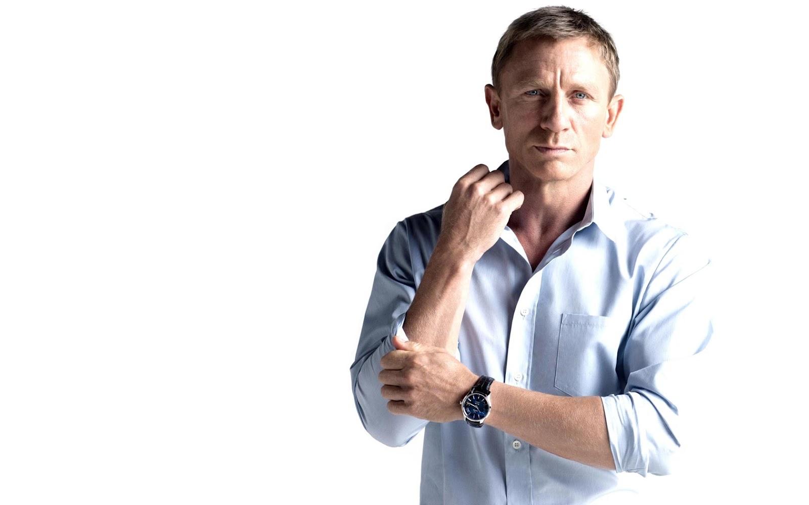 DANIEL CRAIG HOLLYWOOD ACTOR, JAMES BOND 007 | CELEBRITY ...