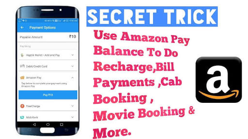 How to Convert Amazon Pay Balance into Cash or Other Shopping Voucher