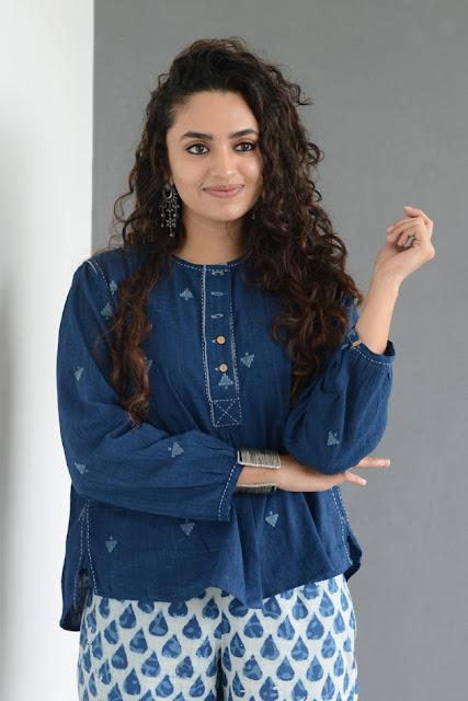 Malavika Nair Latest Interview Photos