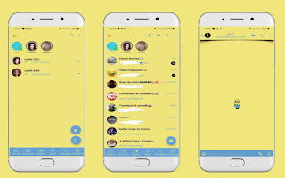 Minion 2 Theme For YOWhatsApp & Fouad WhatsApp By Leidiane