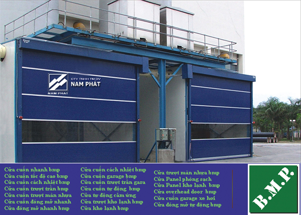 cua-cuon-toc-do-cao-panel high-speed-door-bmp-nam-phat High Speed Door BMP Nam Phát