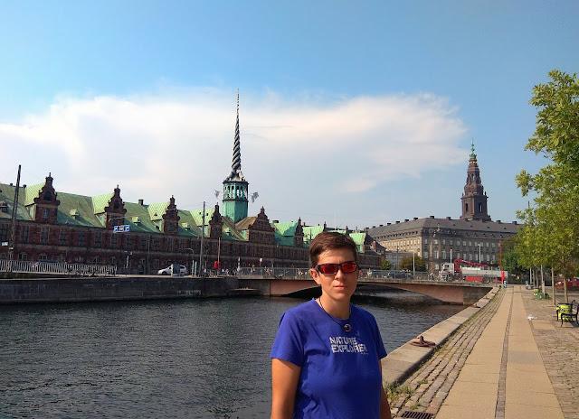 Kopenhaga - Borsen