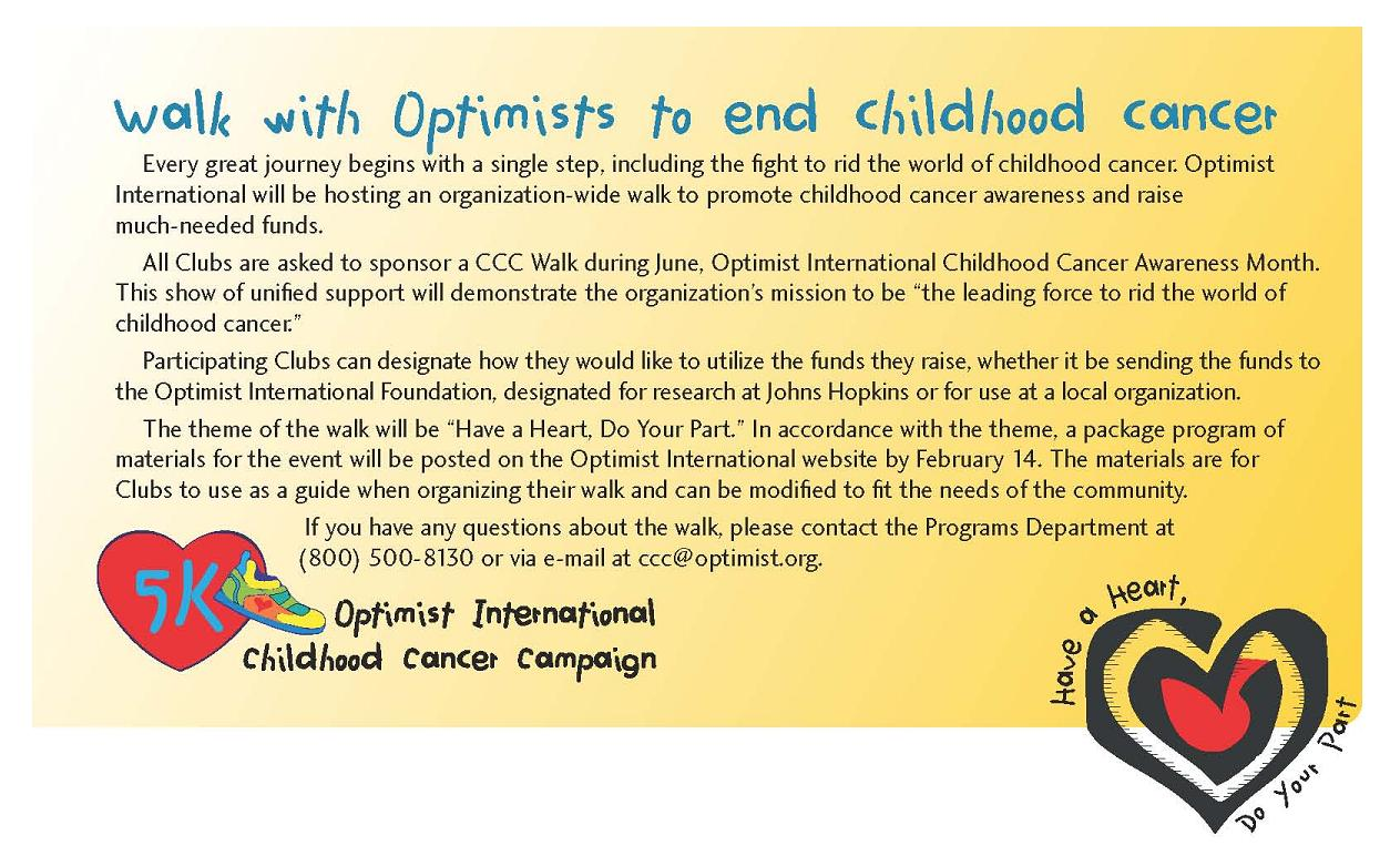 optimist club essay 2011 The essay contest is open to students under age 18 as of october 1st of the current optimist international contest year (october 1 - september 30) the club winning essay along with the other required documents and the $1000 district fee must be received by the district contest chair on or before february 28, 2019.