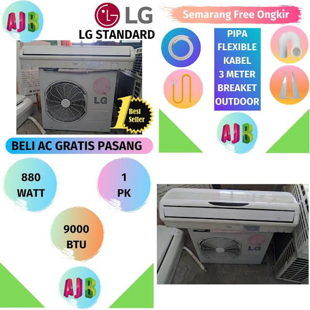 Jual AC LG 1 PK Gratis Pemasangan