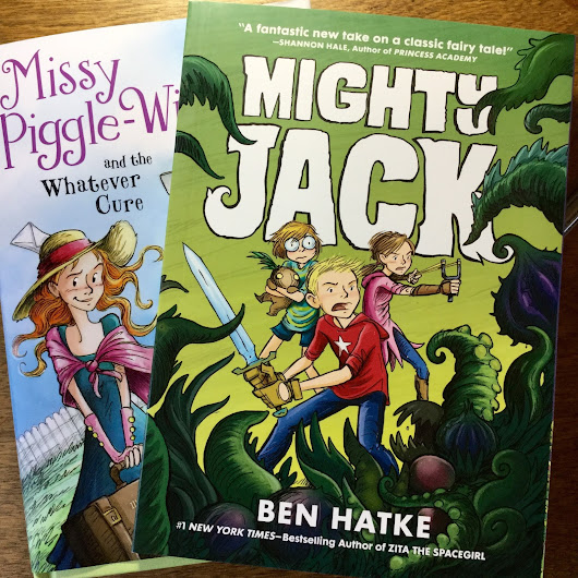 Double Day: Mighty Jack and Missy PW