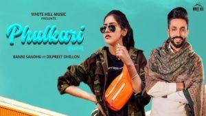 Phulkari Lyrics – Baani Sandhu | Dilpreet Dhillon | Punjabi Song