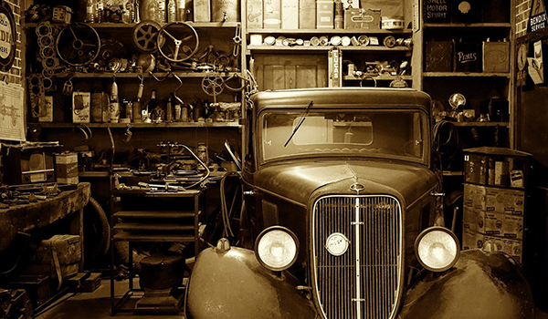 Garage Storage Sheds
