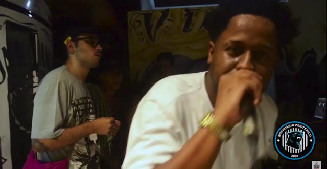 'Isso é Rap Nacional' é novo clipe do Beto Bongo