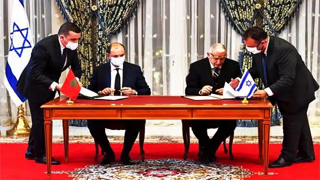 """دراسة تقول أن 60 في المائة من المغاربة يؤيدون """"التطبيع"""" مع إسرائيل"""