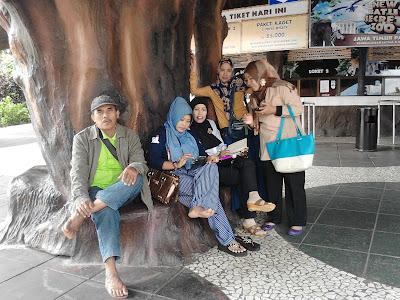 KUMPULAN FOTO SISWA SISWA STUDY WISATA DI JATIM PARK BATU MALANG (PART 2)