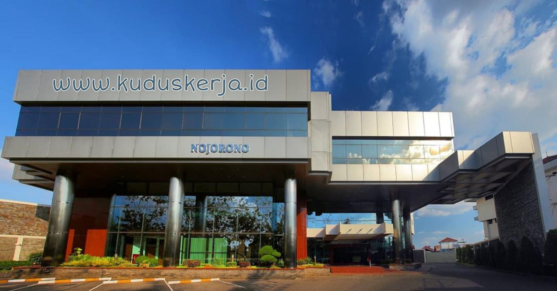 PT. NOJORONO Tobacco International Membuka Lowongan Security di Kudus & Jakarta