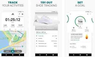 Aplikasi untuk Olahraga Lari