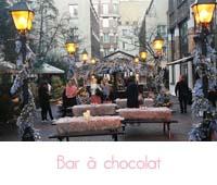 Bar à chocolat de Hugo & Victor  JARDINS DU MARAIS