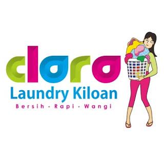 logo laundry kartun