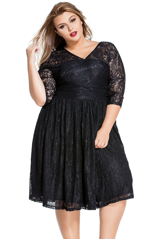Vestidos tallas grandes baratos