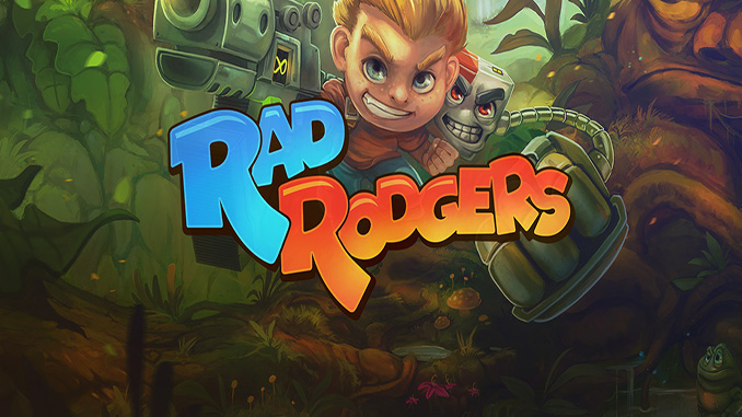 Rad Rodgers: World One