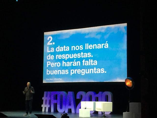 FOA 2019, el futuro del marketing y de la publicidad se escribe en Madrid (II)