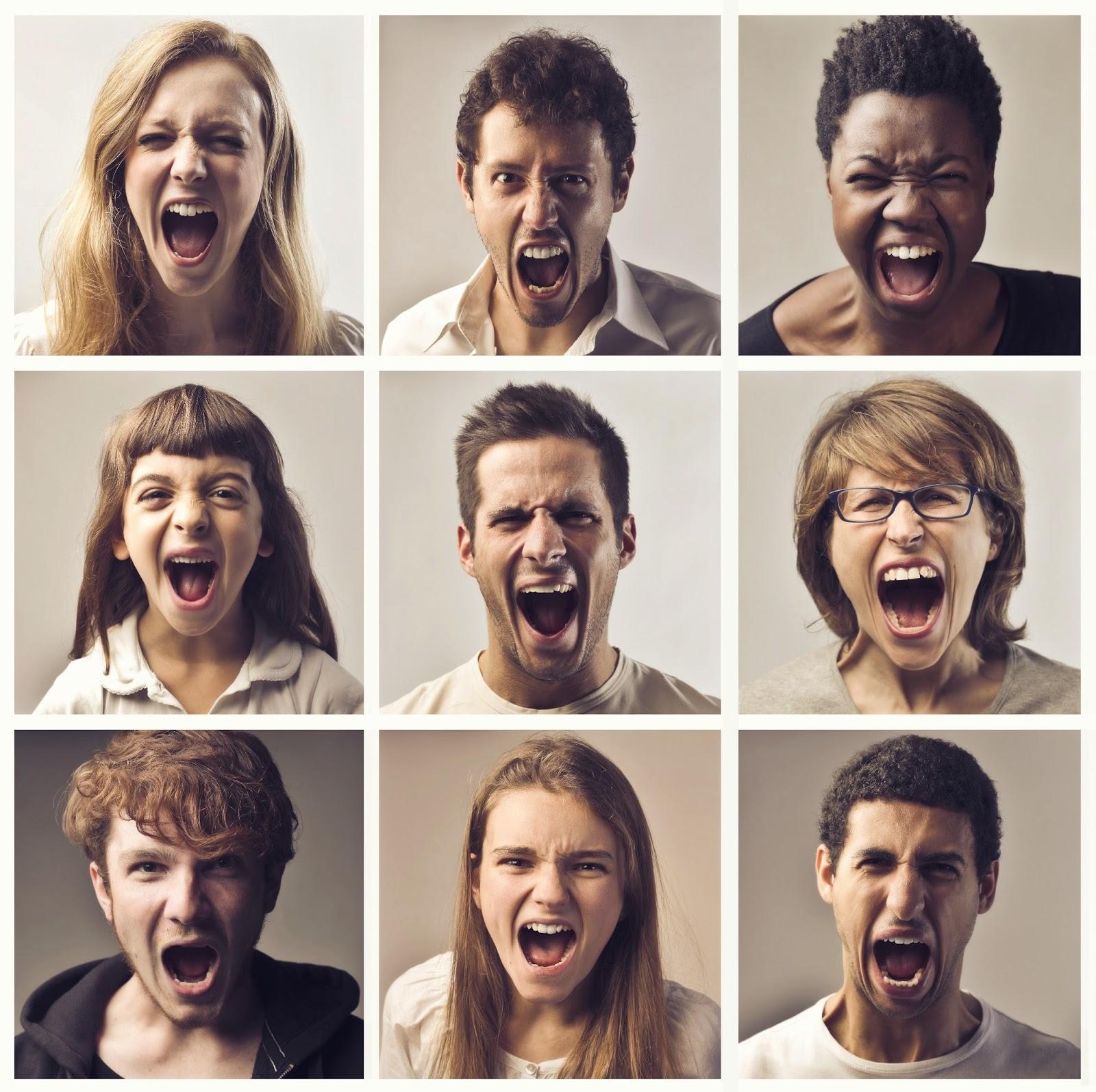 Expresa Tus Emociones Negativas Osho