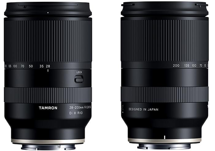 Tamron 28-200mm f/2.8-5.6 Di III