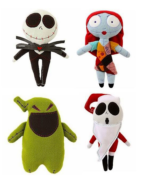 Nightmare Before Christmas Pook-a-Looz