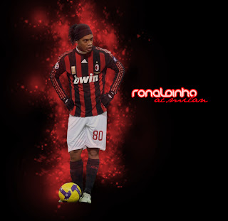 Ricardo Kaka Wallpapers Hd Soccer Blog Ac Milan Ronaldinho Wallpaper