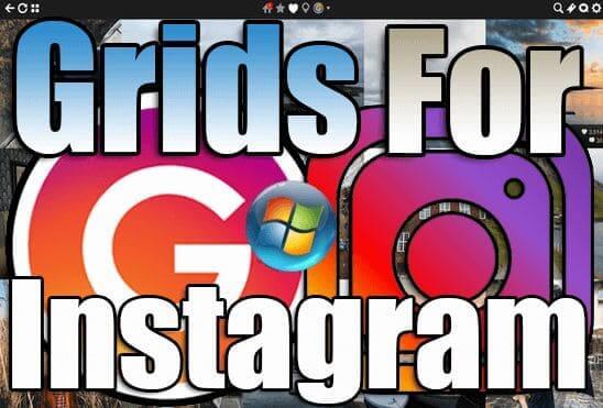 تحميل وتفعيل برنامج Grids For Instagram عملاق نشر الصور والفيديو على انستقرام من الكمبيوتر