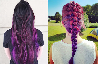 Remarkable Summer Two Tone Hair Colors - Two Tone Hair Color Ideas For Long Hair Best Combinations
