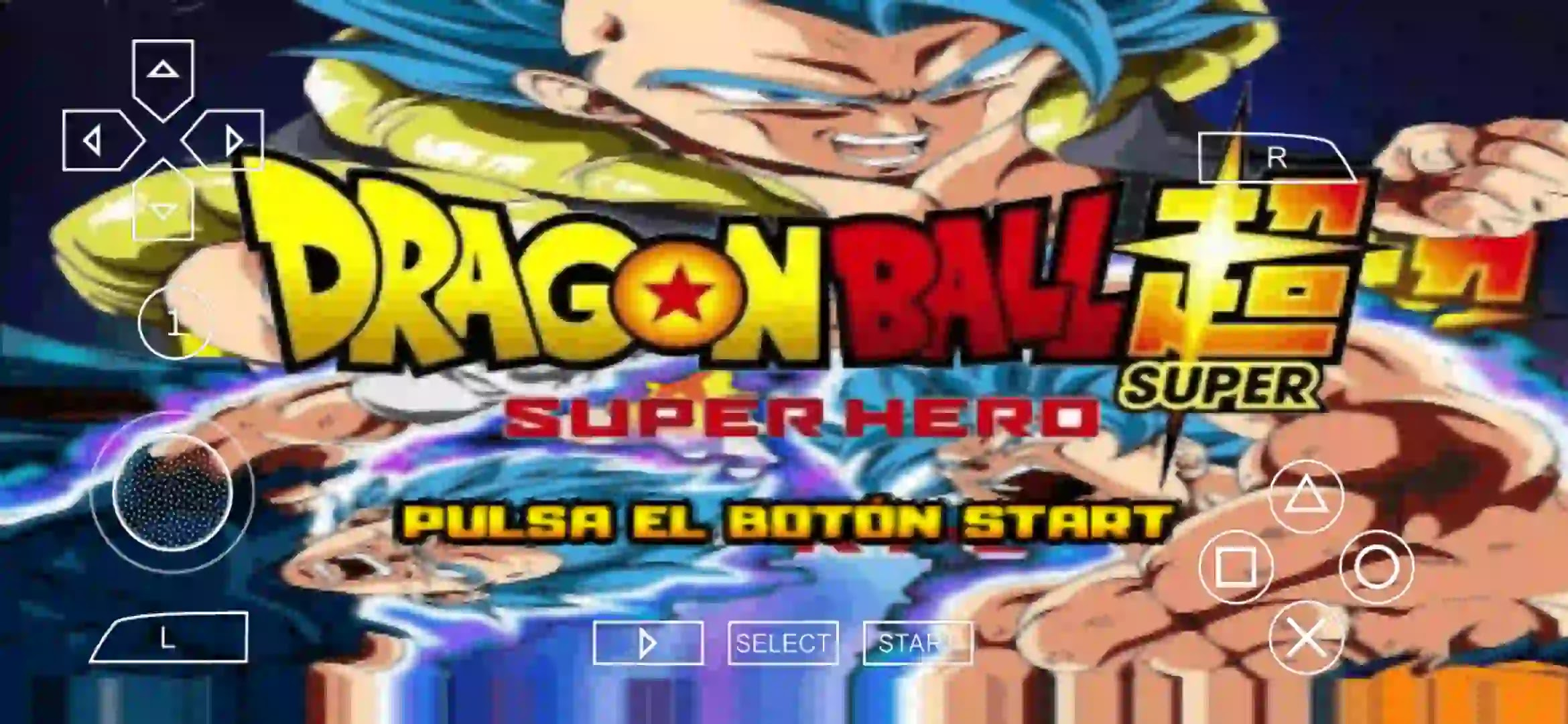 Dragon Ball Super Hero PPSSPP ISO Download